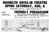 August 7th, 1959 grand opening ad