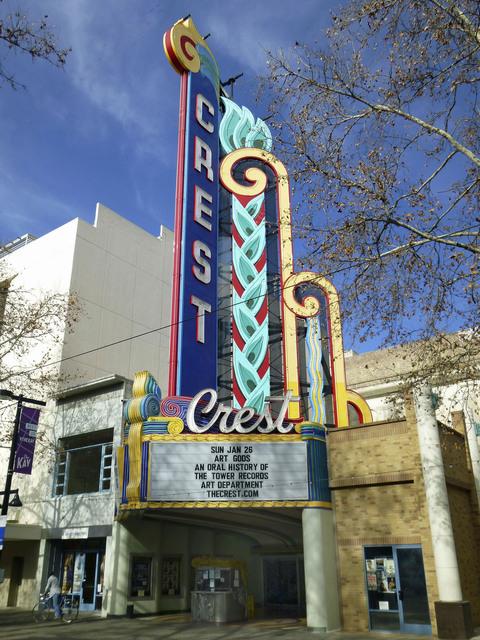 Crest Theatre Sacramento