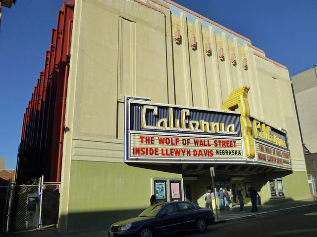 California Theatre Berkeley
