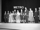 <p>February 1952 – Grand Opening of the Tennessee Theatre, Nashville. Special guests included such stars as Joe E. Brown, Phyllis Kirk, Lex Barker, Minnie Pearl, as well as Mayor Ben West, Governor Browning, Beverly Briley.</p>