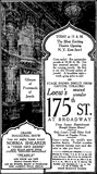 Opening day ad - 2/22/30