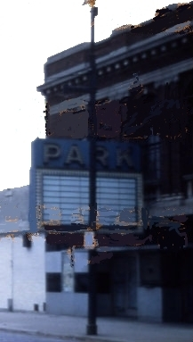 PARK Theatre (Lake Street); Chicago, Illinois.