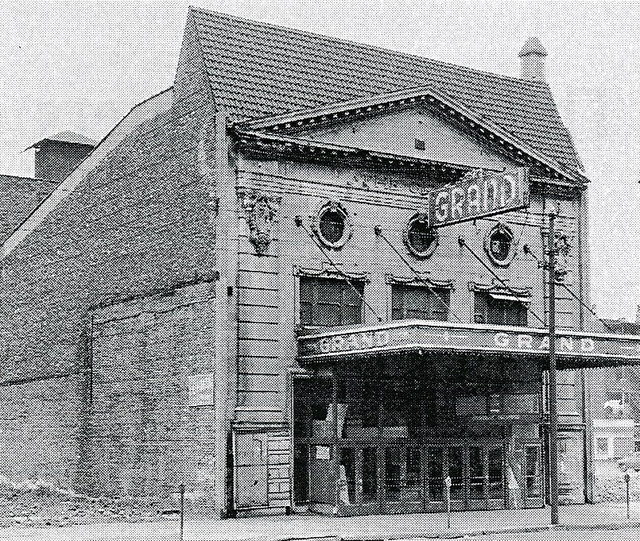 GRAND Theatre (South State St.); Chicago, Illinois.