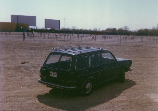 Wheeling Twin Drive-In, summer 1980