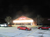 AMC Randhurst 16 at Night