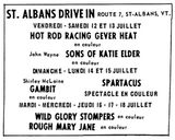 St. Albans Drive-In