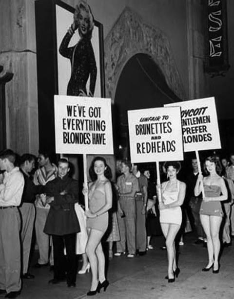 1953 photo via the Atomic Samba Facebook page.