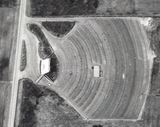 1962 aerial photograph