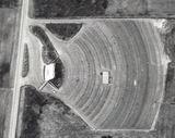 1962 aerial photograph