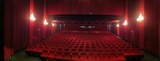 350 seats in the main hall