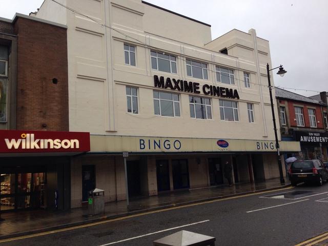 Maxime Cinema Feb 2014