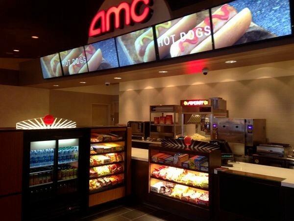 AMC Ridge Park Square Cinema 8