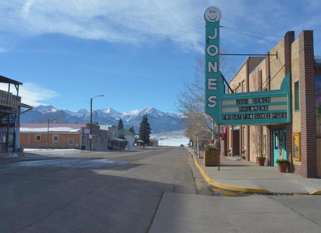 Jones Theater
