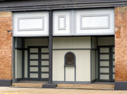 TECUMSEH (LINDA) Theatre; Shawnee, Ohio.