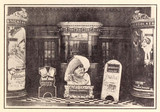 Knickerbocker Theatre, 219 Capitol Boulevard, Nashville, Tenn in 1926 - Entrance Lobby