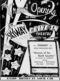 June 5th, 1953 grand opening ad