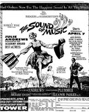 "Tower Theater, Oklahoma City, 1965 ""Sound Of Music"" Ad"