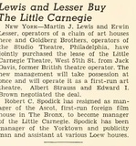 Little Carnegie Playhouse
