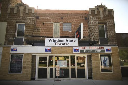 STATE Theatre; Windom, Minnesota.