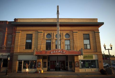PALACE Theatre; Luverne, Minnesota.