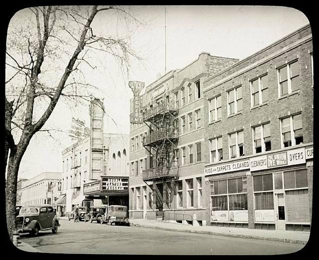 GATEWAY (LAKE) Theatre; Kenosha, Wisconsin.