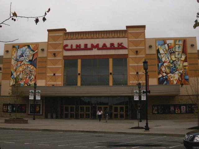Cinemark Robinson Township In Robinson Township Pa