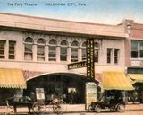 The Folly Theater, Oklhoma City, 1907