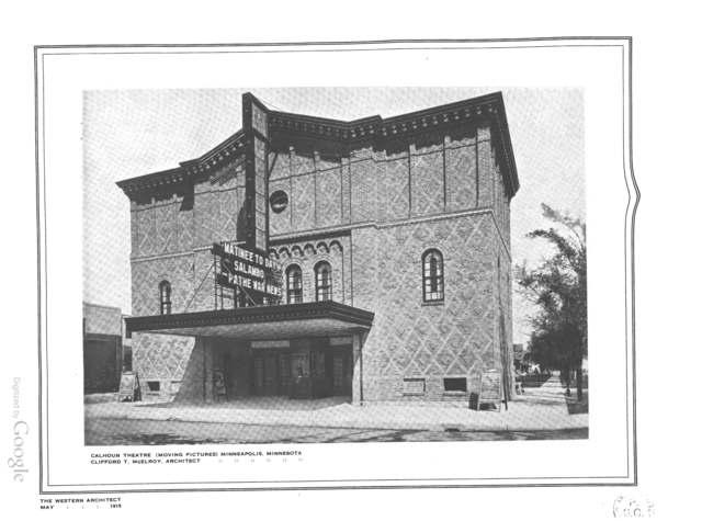 Calhoun Theatre - Exterior