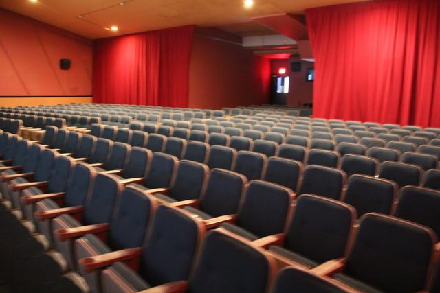 Screen #2 seating