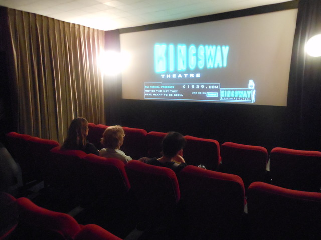 "Kingsway ""Screening Room"""