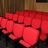 Screening room seating