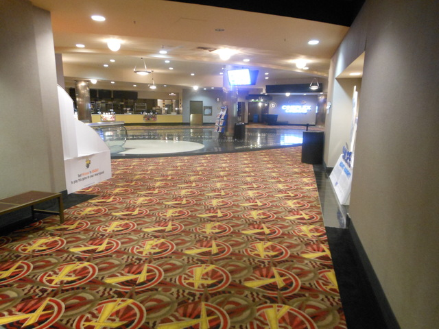 Lobby from cinema #11