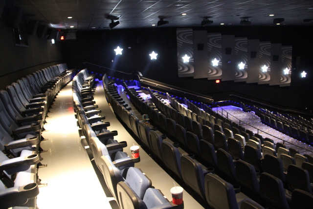 Ultra AVX #5 with Dolby Atmos seating