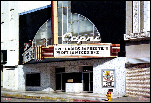 Capri Theater ... Shreveport Louisiana