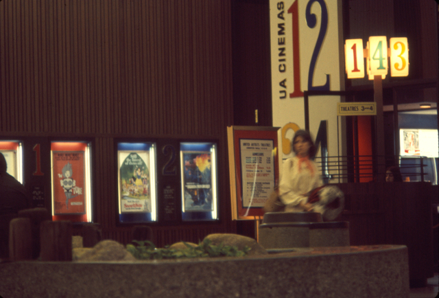 1975 UA Cerritos Mall - Box Office
