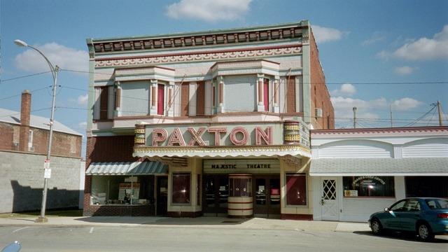 Paxton Majestic Theatre