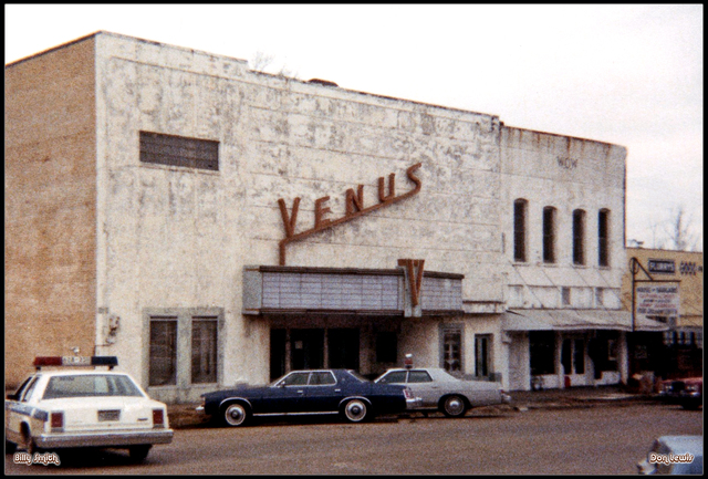 Venus Theater ... Winnfield Louisiana