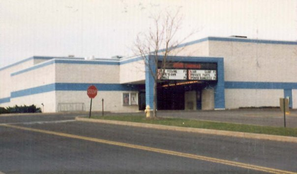 Fayetteville Theater circa 1997