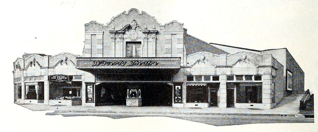 Waverley Theatre, Drexel Hill, PA in 1930