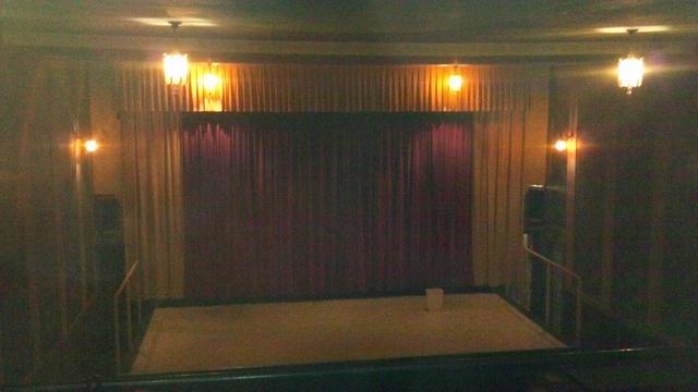 G Theatre interior