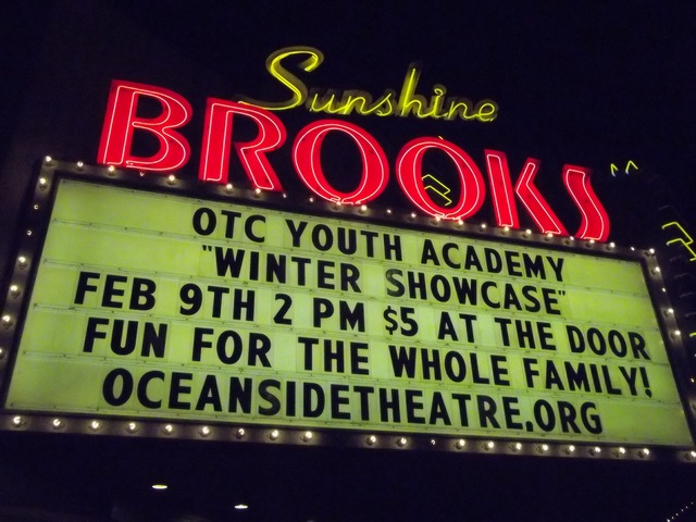 Sunshine Brooks Theater