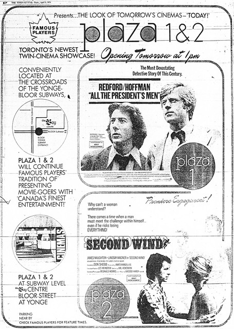 April 8th, 1976 grand opening ad