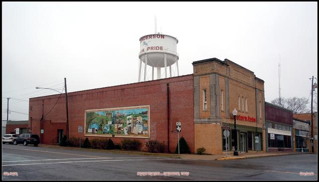Palace Theater ... Henderson Texas