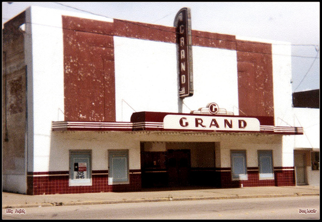 Grand Theater ... Mineral Wells Texas