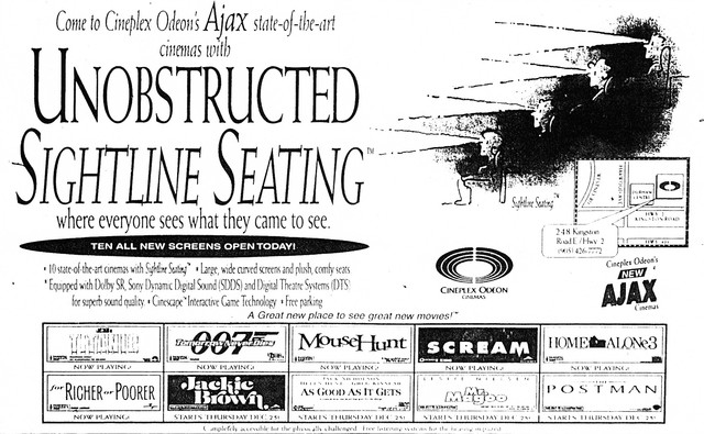 December 1997 grand opening ad