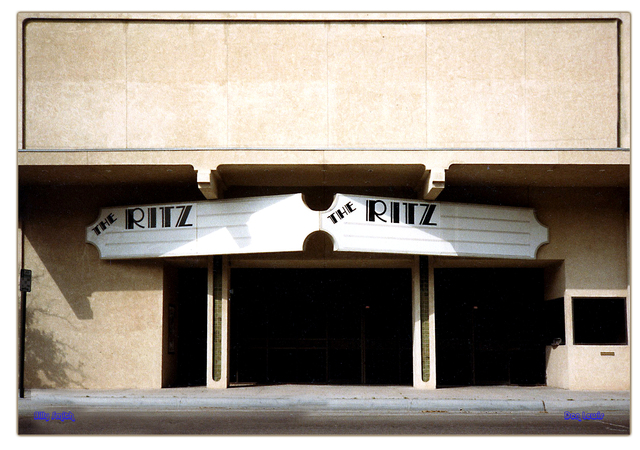 Ritz Theatre ... Midland Texas