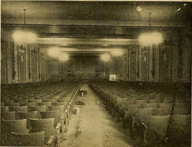 Lorain-Fulton auditorium