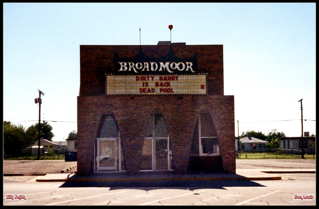 Broadmoor Theatre ...Hobbs New Mexico