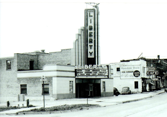 LIBERTY Theatre; Libertyville, Illinois.