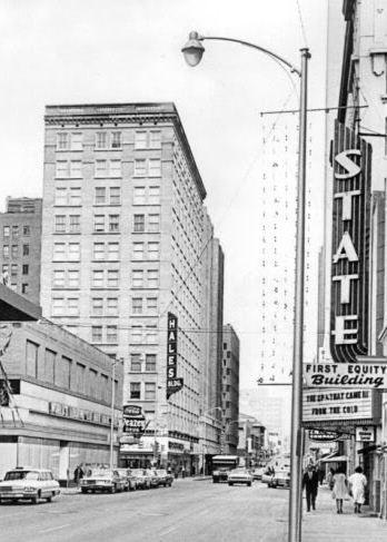 State Theater, Oklahoma City, 1965